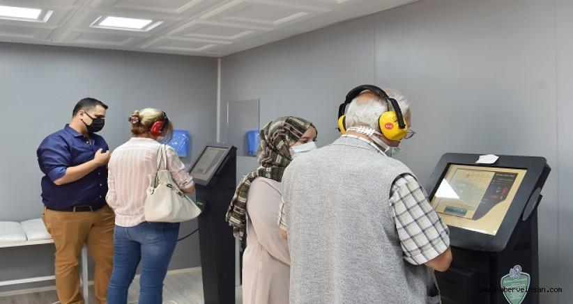 Ankara Büyükşehir Belediyesi, Başkent'te İşitme Testi Uygulaması Başlattı