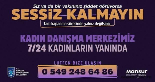 Ankara Büyükşehir Belediyesi, Kapanma Günleri İçin Alarmda