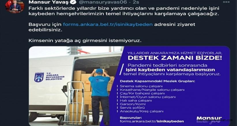 Ankara İyilik Hareketinde, İkinci Dalga Başladı
