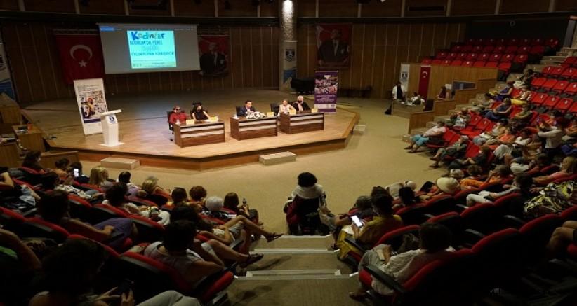 Bodrum'da 3. Kadın Buluşması Gerçekleşti