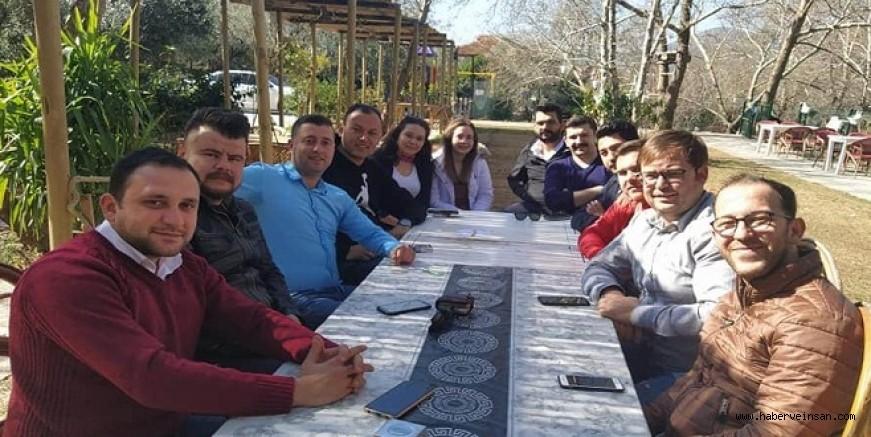 CHP Milas İlçe Örgütü 'Bilgi Danışma ve WhatsApp İletişim Hattı' Oluşturuldu