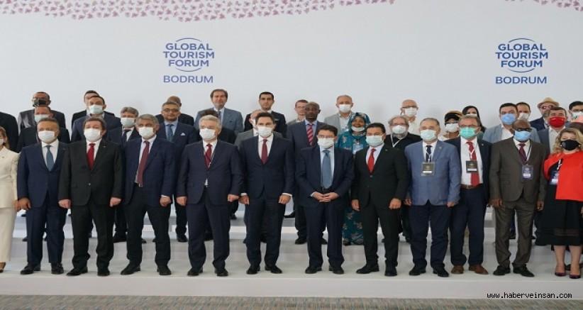 Dünyanın Turizm Liderleri, Bodrum'da Buluştu