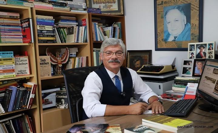 Gazeteci Bozoğlu, Muğla Gazeteciler Cemiyeti Başkan Adaylığını Açıkladı