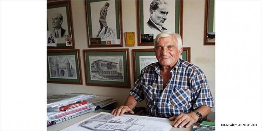 Gravür Sanatçısı Ressam Cemal Akyıldız, Hayatını Kaybetti