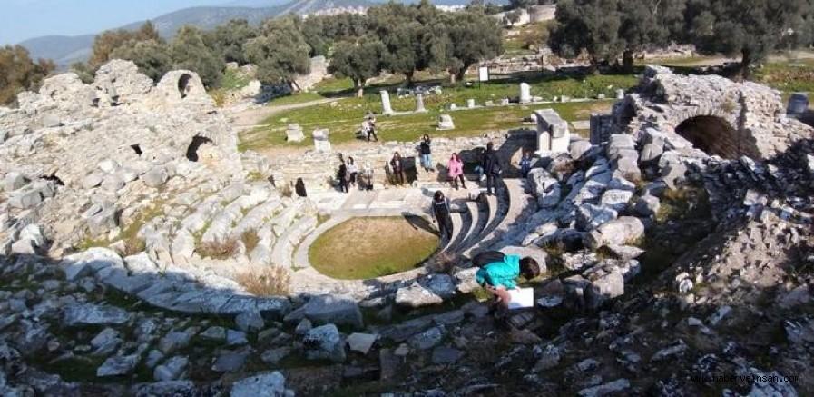 Hermiyas'tan Milas'a Karya Masalları Projesi