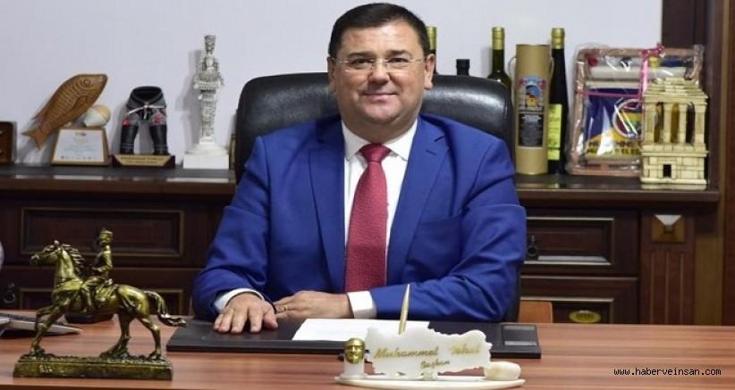 Milas Belediye Başkanı Tokat'ın, 10 Ocak Çalışan Gazeteciler Günü Mesajı