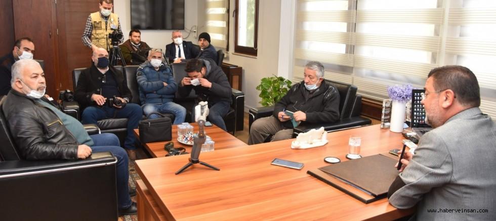 Milas Belediye Başkanı Tokat'tan, Savcılık Soruşturmasıyla İlgili açıklama