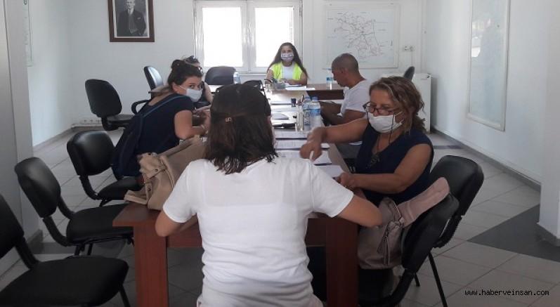 Milas Belediyesi Çalışanlarına Periyodik Sağlık Muayenesi