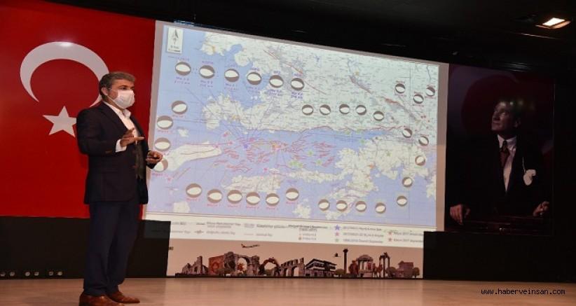 Milas Deprem Master Planı Görüşüldü