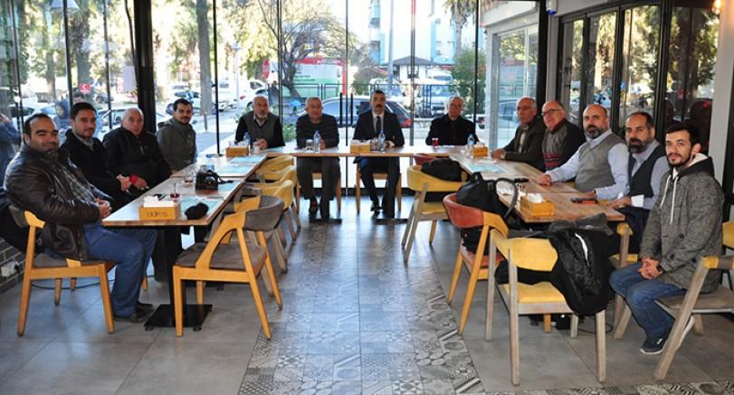 Milas Kaymakamı Arslan'dan, 10 Ocak Gazeteciler Günü Kutlaması