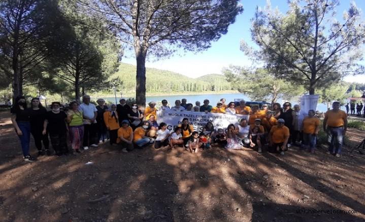 Muğla Tazelenme Üniversitesi Öğrencileri, Çevre Şenliğinde Biraraya Geldi