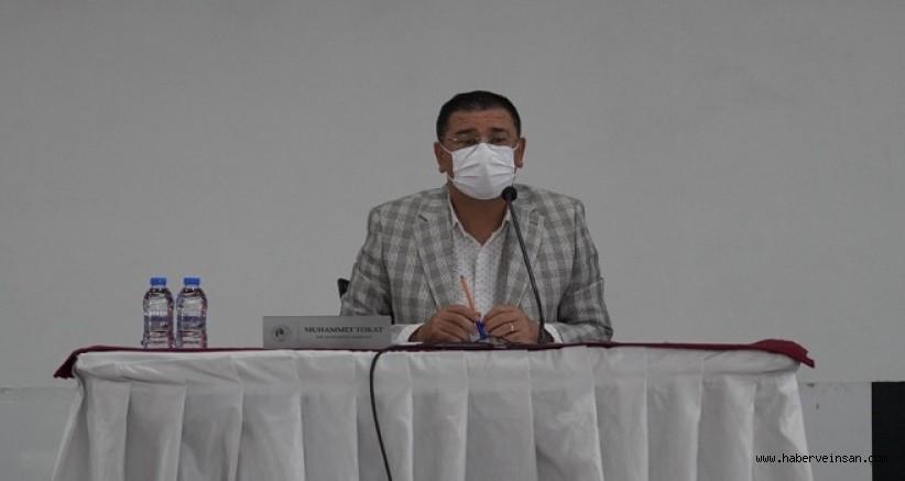 Yağışlarla İlgili Milas Belediye Başkanı Tokat'tan Açıklama